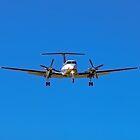 Beechcraft Super King Air 350 by Mark  Lucey