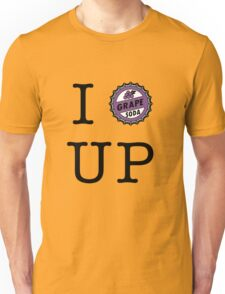 Up, Up and Away to Adventure! (I Heart Up) Unisex T-Shirt