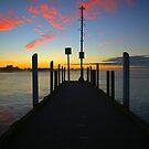 inverloch jetty. victoria, australia by tim buckley | bodhiimages
