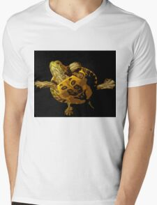 Wild nature - turtle Mens V-Neck T-Shirt