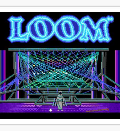 The Loom #02 Sticker