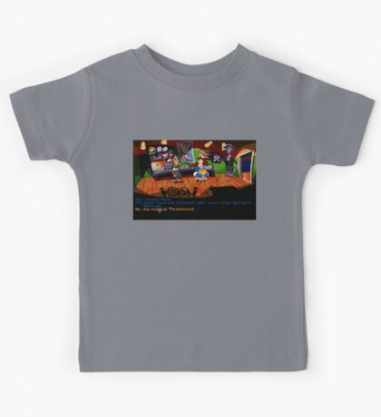 Maniac Mansion - Day of the Tentacle #01 Kids Tee