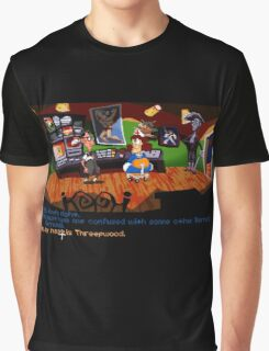 Maniac Mansion - Day of the Tentacle #01 Graphic T-Shirt