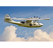 Plane Sailing Canso Photographic Print