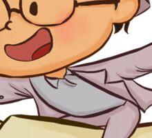 Fly, Jiro! Fly! Sticker
