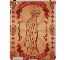 Spectre - Day Of The Dead iPad Case/Skin