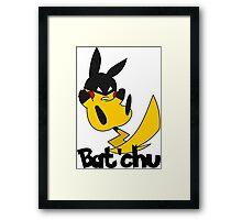 Bat'chu Framed Print