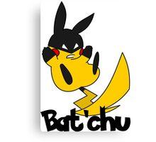 Bat'chu Canvas Print