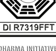 LOST Dharma Initiative Sticker