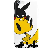 Bat'chu iPhone Case/Skin