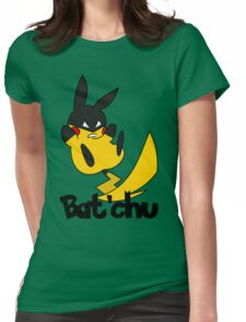 Bat'chu Womens Fitted T-Shirt