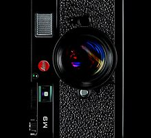 Leica M9 Black camera iphone 5, iphone 4 4s, iPhone 3Gs, iPod Touch 4g case by pointsalestore Corps