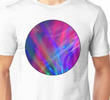 Abstract Light Painting Unisex T-Shirt