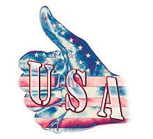 USA - Thumbs Up by Buckwhite