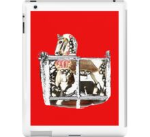 Rocking Horse iPad Case/Skin