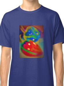 Dreamy peppers abstract Classic T-Shirt