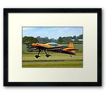 XtremeAir Sbach 342 D-ERXA Framed Print