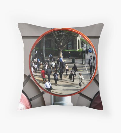 Collins Crossing Throw Pillow