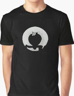Owl - Bloc Party Graphic T-Shirt