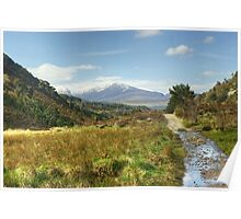 Walks In The Cairngorms...Ryvoan Pass Poster