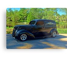 1937 Ford Sedan Delivery Truck Metal Print