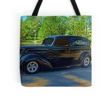 1937 Ford Sedan Delivery Truck Tote Bag