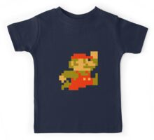 Super Mario #01 Kids Tee