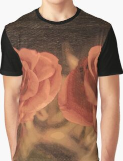 A pair of roses in sketch3  Graphic T-Shirt