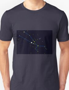 Taurus constellation T-Shirt