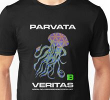 Parvata - Veritas Merch (Hippy Flower of Life 11) Unisex T-Shirt