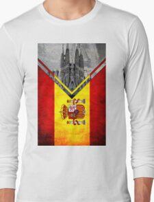 Flags - Spain Long Sleeve T-Shirt