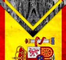 Flags - Spain Sticker