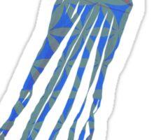 Parvata - Veritas Merch (Ribbon Jellyfish Flower of Life 11) Sticker