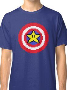 Captain pixel Classic T-Shirt