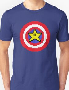 Captain pixel Unisex T-Shirt