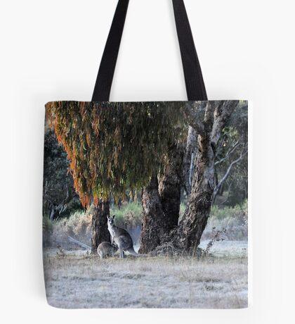 Kangaroos of Hill End NSW Australia Tote Bag