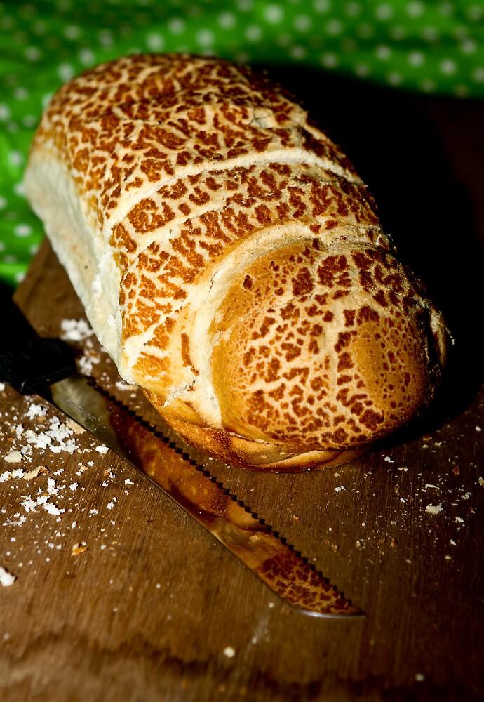 Hmmmmmmm  smell the bread  by Nina  Matthews Photography