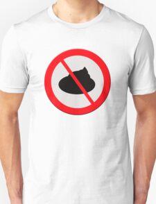 No shit sign T-Shirt
