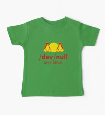 Dev null Baby Tee
