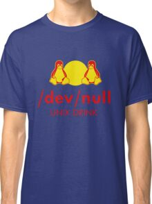 Dev null Classic T-Shirt
