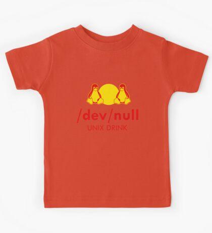 Dev null Kids Tee
