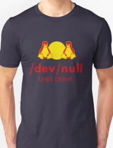 Dev null Unisex T-Shirt