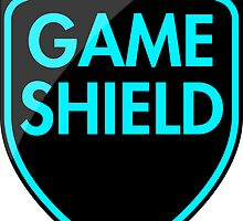 Game Shield (blue) by xtrolix