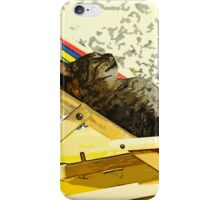 Wild nature - cat iPhone Case/Skin