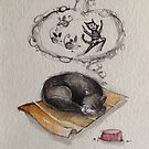 Black Cat by David Irvine