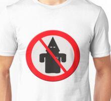 No racism Unisex T-Shirt