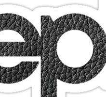 aephi leather Sticker