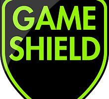 Game Shield (green) by xtrolix