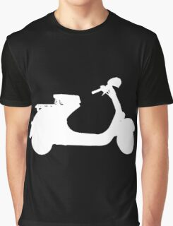 Vespa 125u Graphic T-Shirt