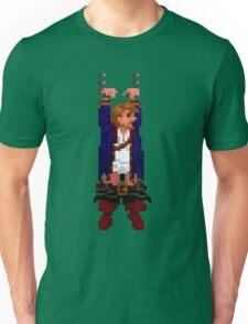 Guybrush hanging (Monkey Island 2) Unisex T-Shirt